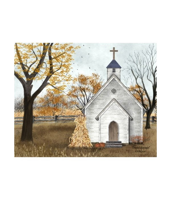 Blessed Canvas 8 x 10 in.
