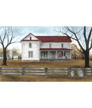 Family Farm Canvas 12 x 20 in.