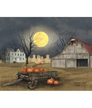 Harvest Moon Canvas12 x 16 in.