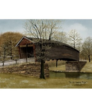 Humpback Bridge Canvas 12 x 16 in.