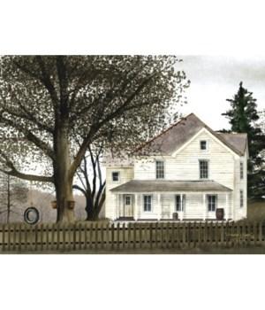Grandmas House Canvas 8 x 10 in.