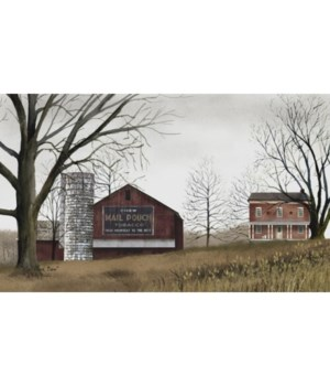 Mail Pouch Barn Canvas 12 x 20 in.