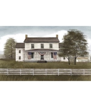 American Home Canvas 12 x 20 in.