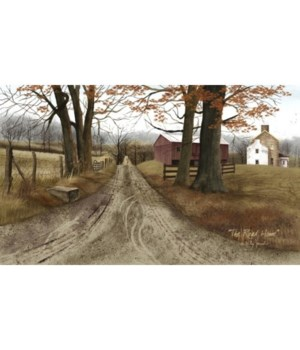 Road Home Canvas 12 x 20 in.