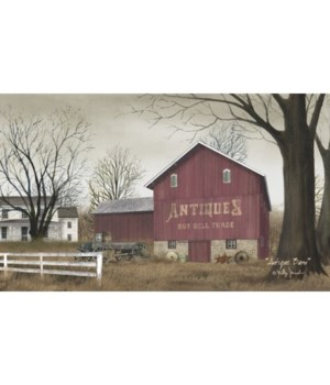 Antique Barn Canvas 12 x 20 in.