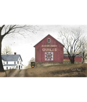 Quilt Barn Canvas 12 x 20 in.