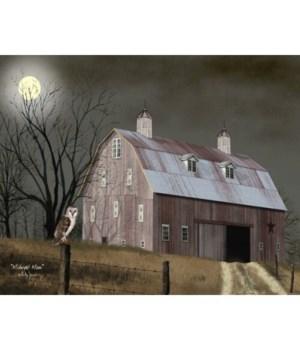 Midnight Moon Canvas 12 x 16 in.