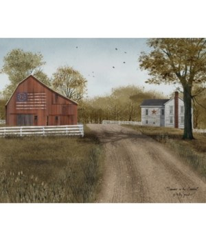 Summer In Country Canvas 8 x 10 in.