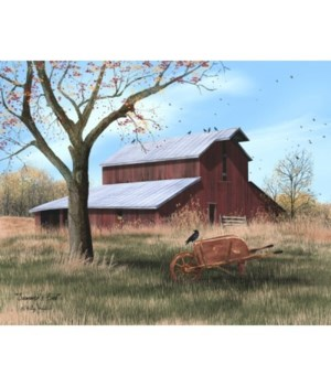 Summer's End Canvas 12 x 16 in.