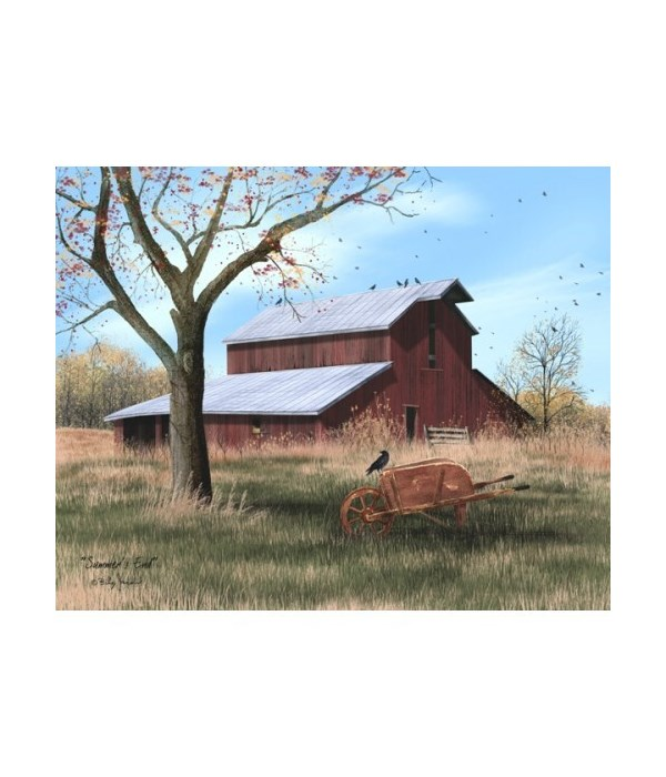 Friendly Beasts Canvas 8 x 10 in.