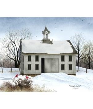 Last Snowfall Canvas 12 x 16 in.