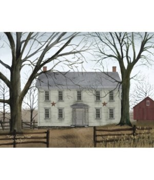 Early American Home 12 x 16 in.
