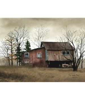 The Tractor Barn 12 x 16 in.