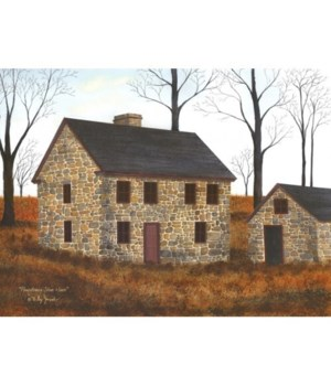 Pennsylvania Stone House 12 x 16 in.