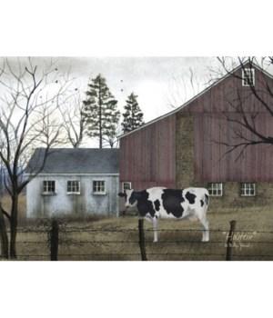 Holstein 12 x 16 in.