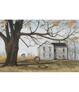 The Old Farmhouse 12 x 18 in.