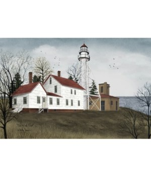 Whitefish Point 12 x 18 in.