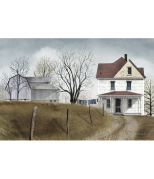 Old Township Road 12 x 18 in.
