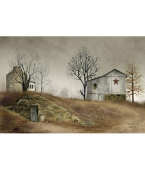 The Olde Root Cellar 12 x 18 in.