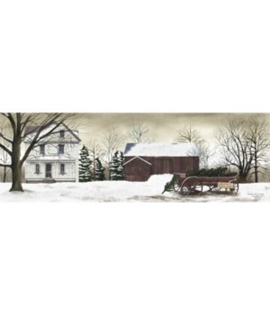 Christmas Trees For Sale 12 x 36 in.