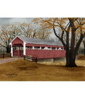 Butternut Bridge Canvas 12 x 16 in.