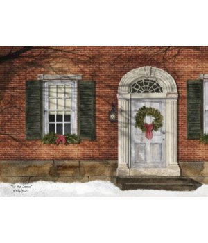Tis The Season Canvas 12 in.x16 in.