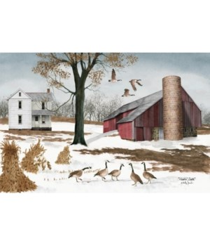 Headin South Canvas 12 in.x18 in.