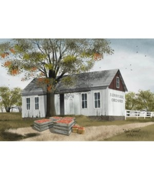 Apple Harvest Canvas 6 in.x10 in.