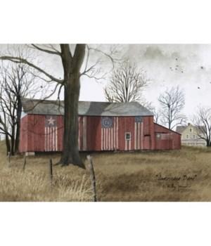 American Barn Canvas 8 in.x10 in.
