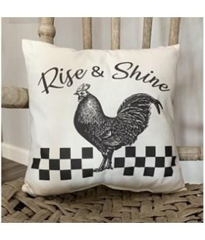 Rise & Shine Pillow