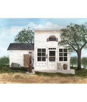General Store 12 x 16 in.