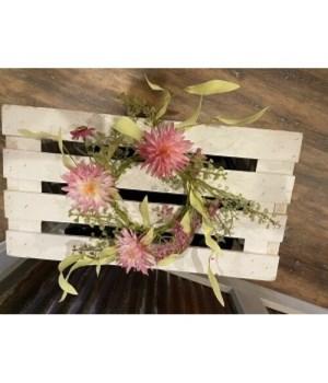 Wildflowervw/Zinnia Candle Rin
