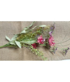 Wildflower w/Zinnia Pick 20 in.