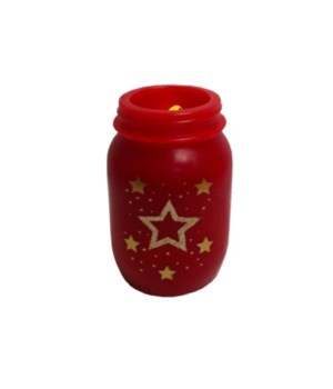 Glitter Star Keeping Jar 5.25