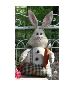 Drew Bunny Doll 18 in.