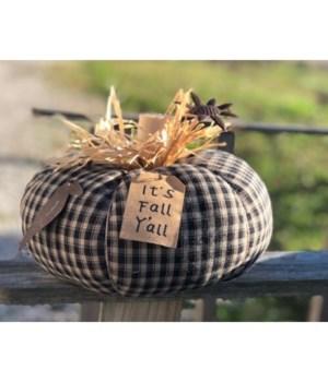 It's Fall Y'all Bl Pl Pumpkin