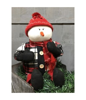 Pudgy Snowman 22 in.