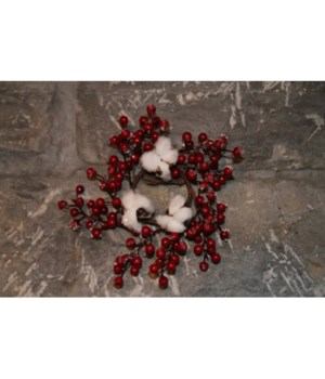 Red Berry Cotton C/R 2.5 in.