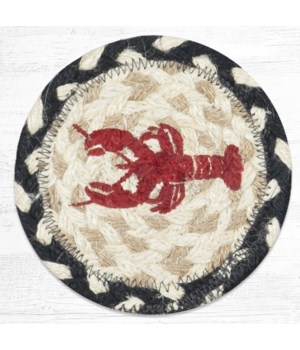 IC-430 Fresh Lobster Printed Coaster 5 in.x5 in.