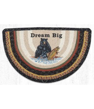 SCP-583 Dream Big Printed Slice 18 in.x29 in.