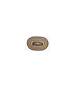OP-313 Loons Oval Patch 20 x 30 x 0.17 in.