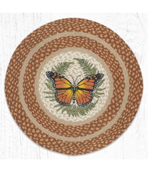 """RP-630 Monarch Round Patch 27""""x27"""""""