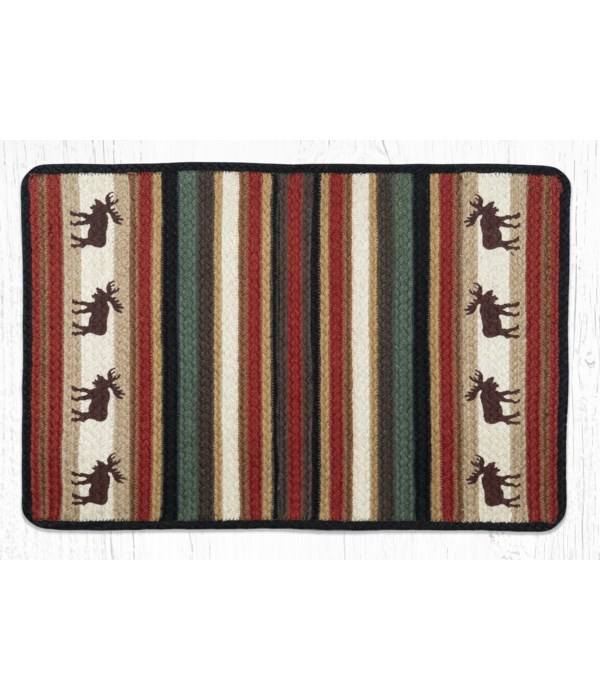 VRP-19 Moose Oblong Patch 20 in.x30 in.