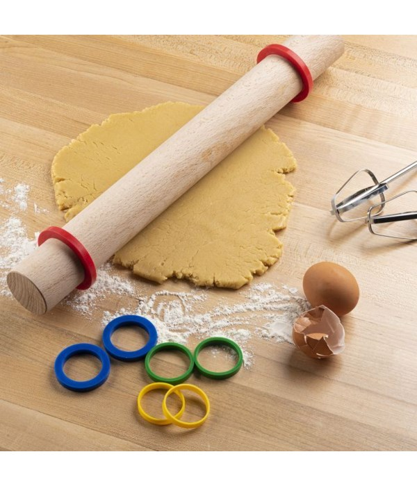 ROLLING PIN BANDS 8PC SET