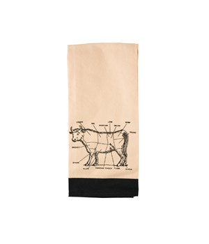 COW KITCHEN TOWEL