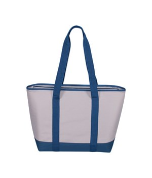 INSULATED TOTE NAVY