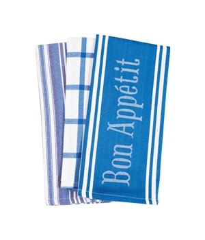 BON APPETIT BLUE (SET/3)