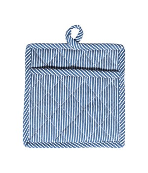 POT MITT RAILROAD STRIPE