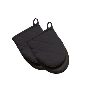 MINI MITT BLACK SET/2