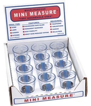 MINI MEASURE BLUE  DISP/12
